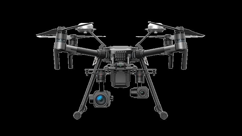 Profesionálne drony