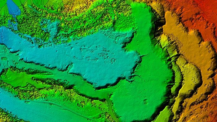 Geodeticke prace s dronmi